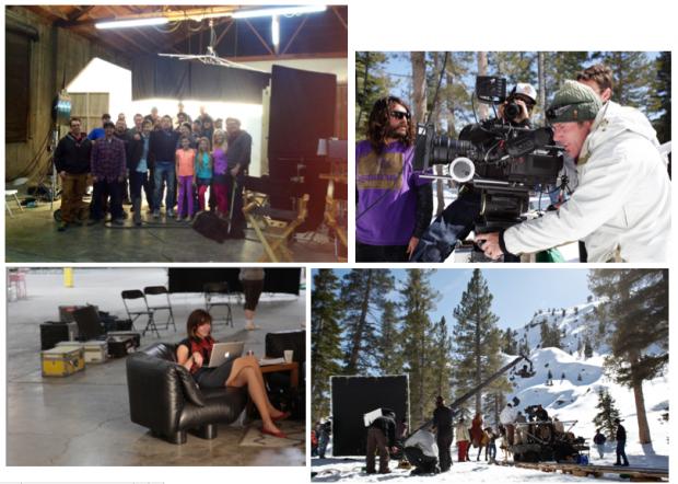 Reno production services & crew through FLF Films